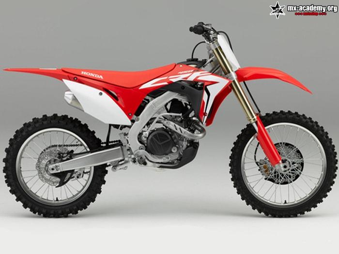 2017 CRF450R
