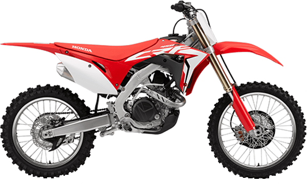 Motocross Motorrad CRF450R 2017