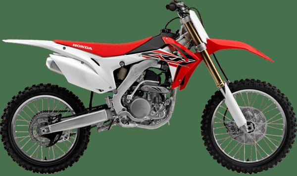 Motocross Motorrad CRF250